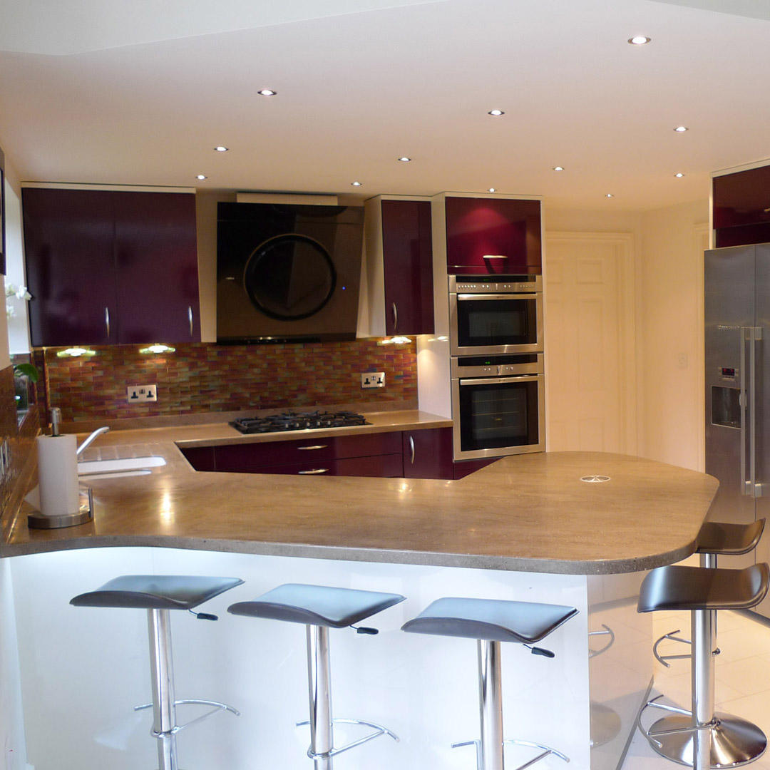 Fitted Kitchens By Alno