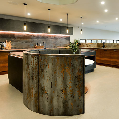 Surrey Hills Industrial Kitchen
